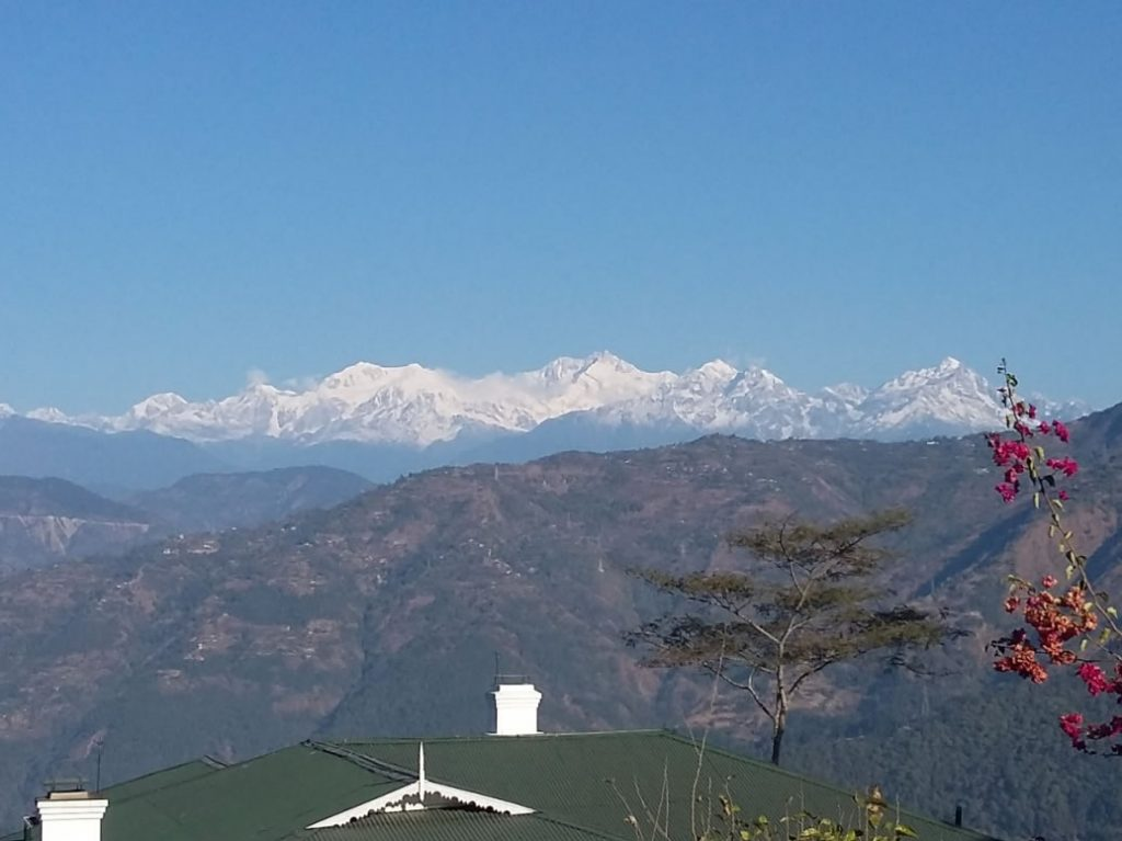 Kanchenjunga from Darjeeling 2015