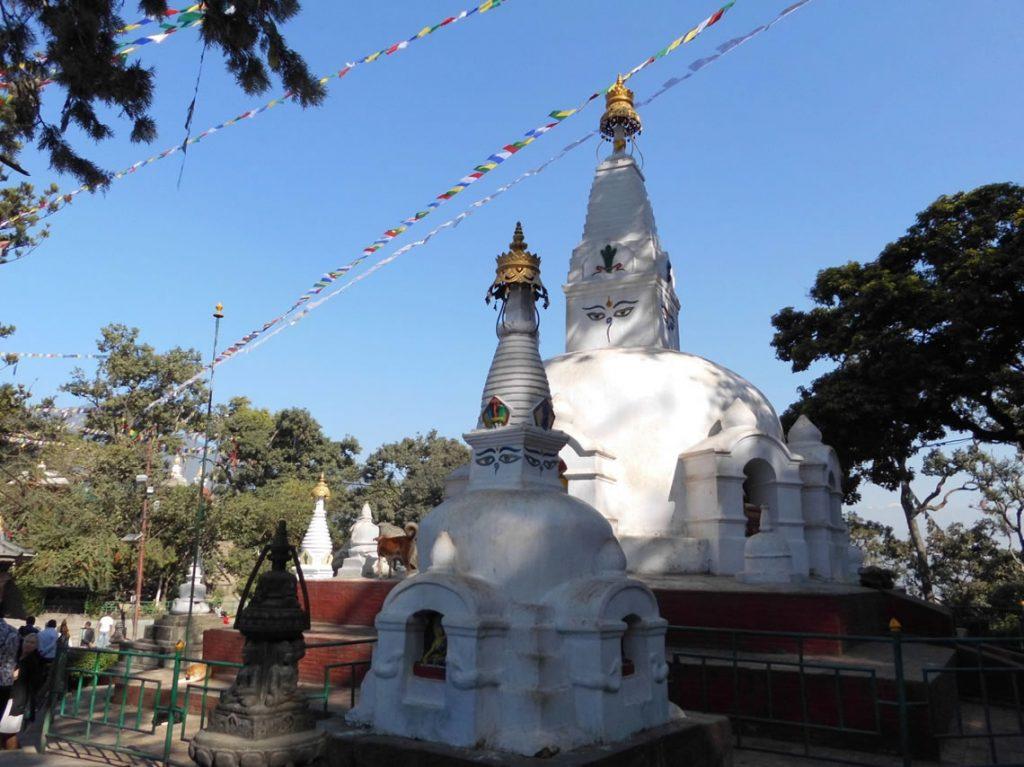 Swayambunath Monastery Kathmandu