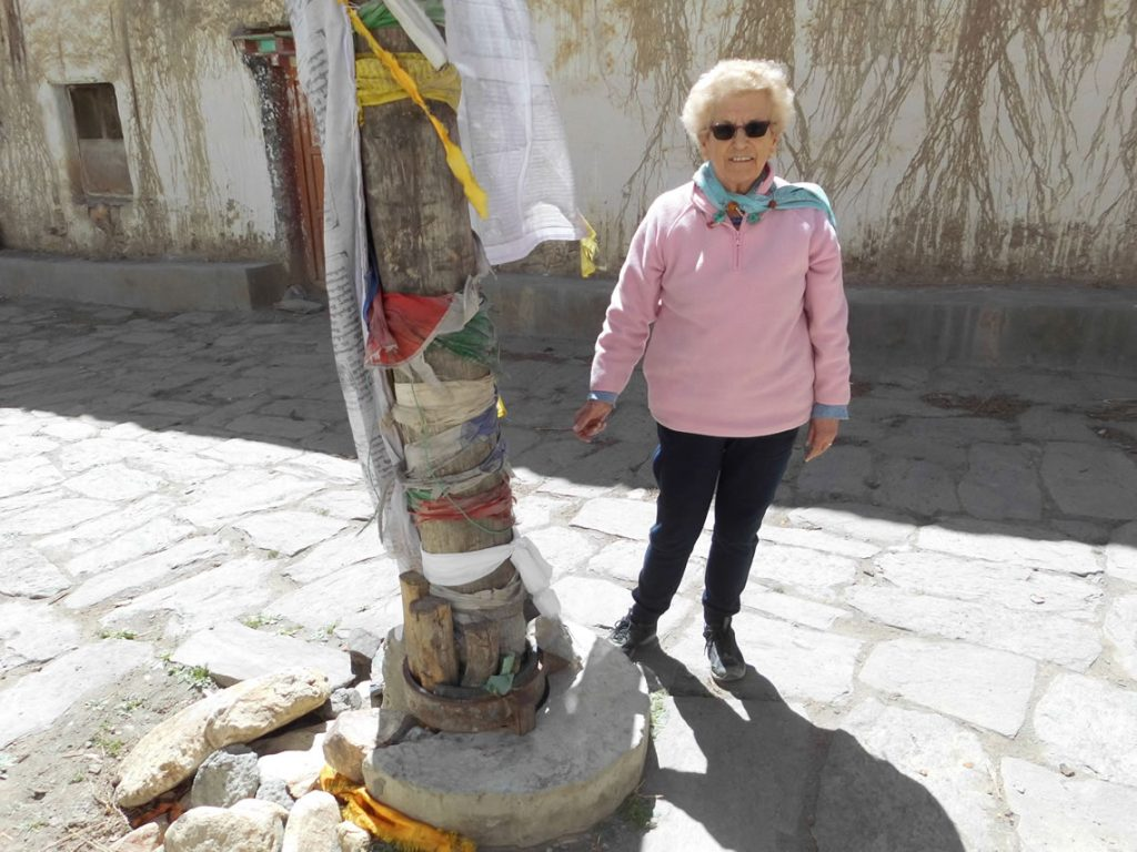 Prayer Flag Pole